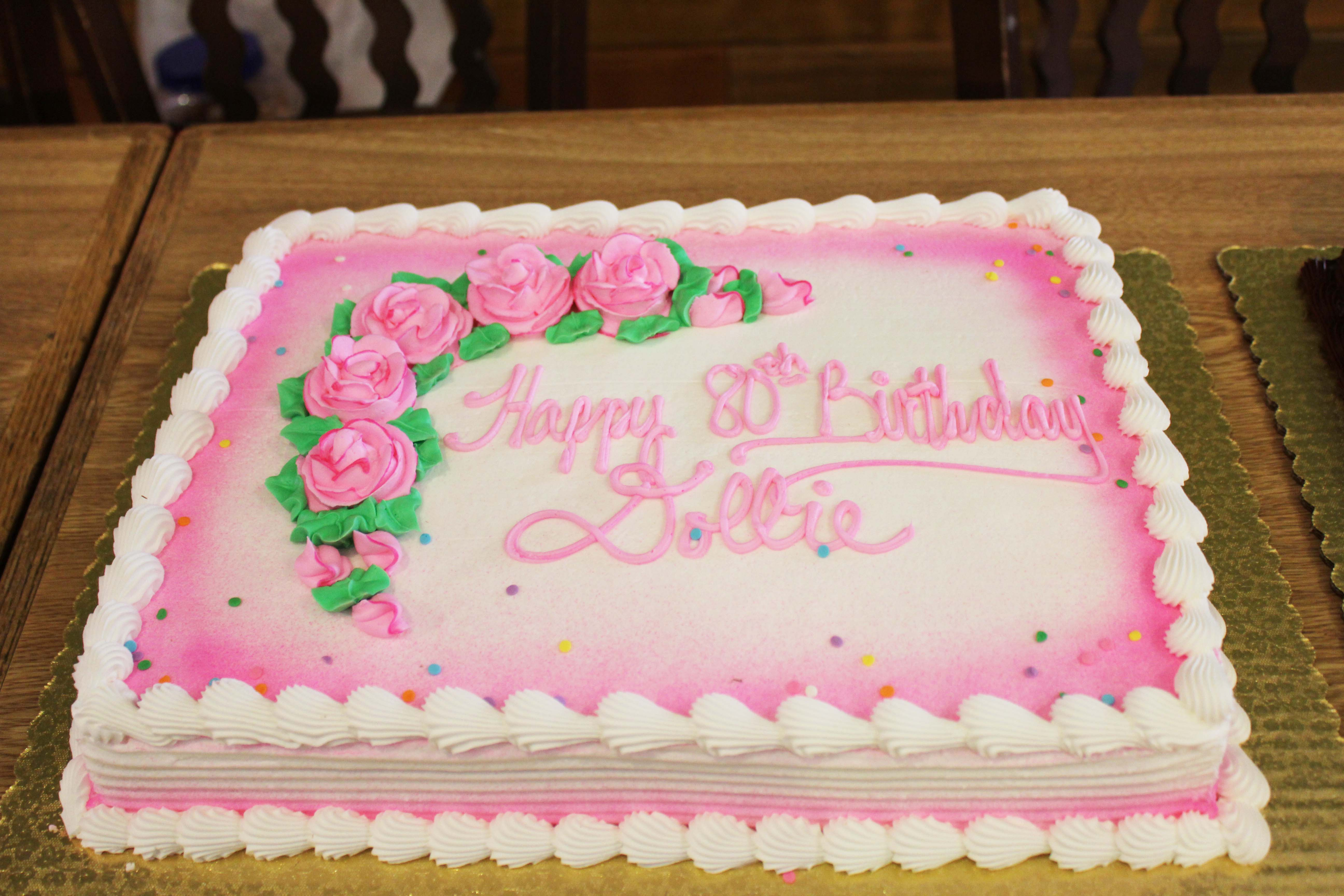 Does Walmart Do Picture Cakes