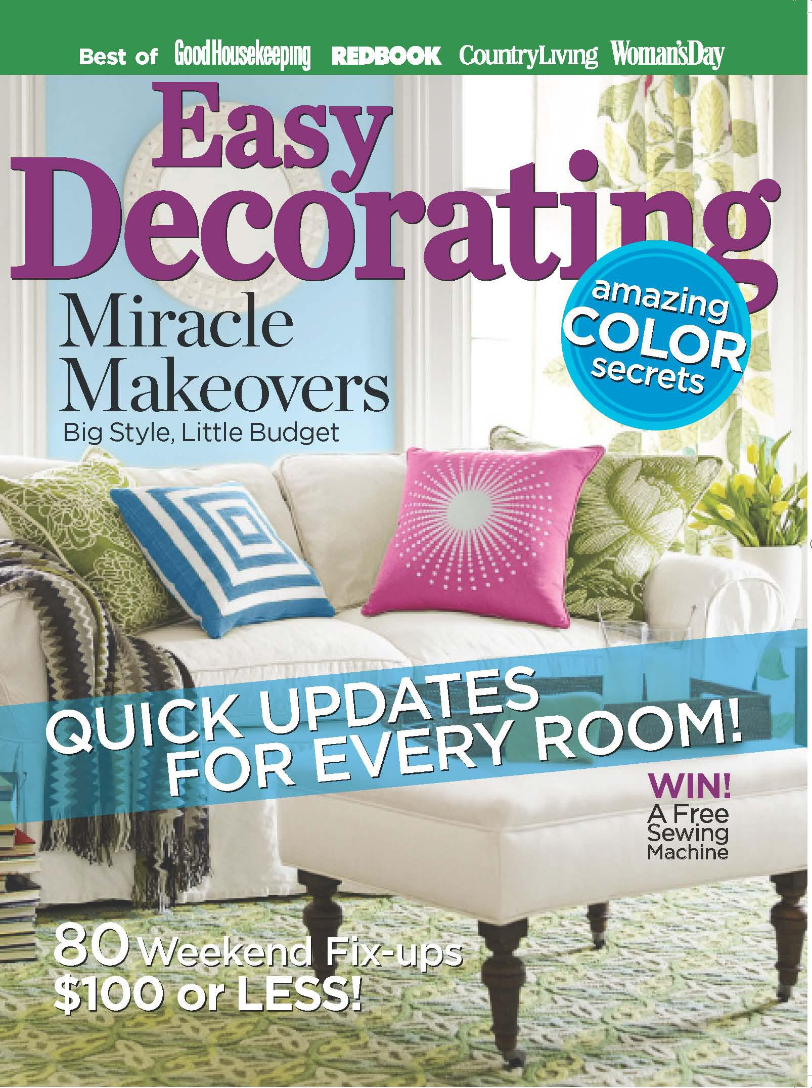 Marvelous A New Decorating Magazine Easy Decorating | Savvy Entertaining
