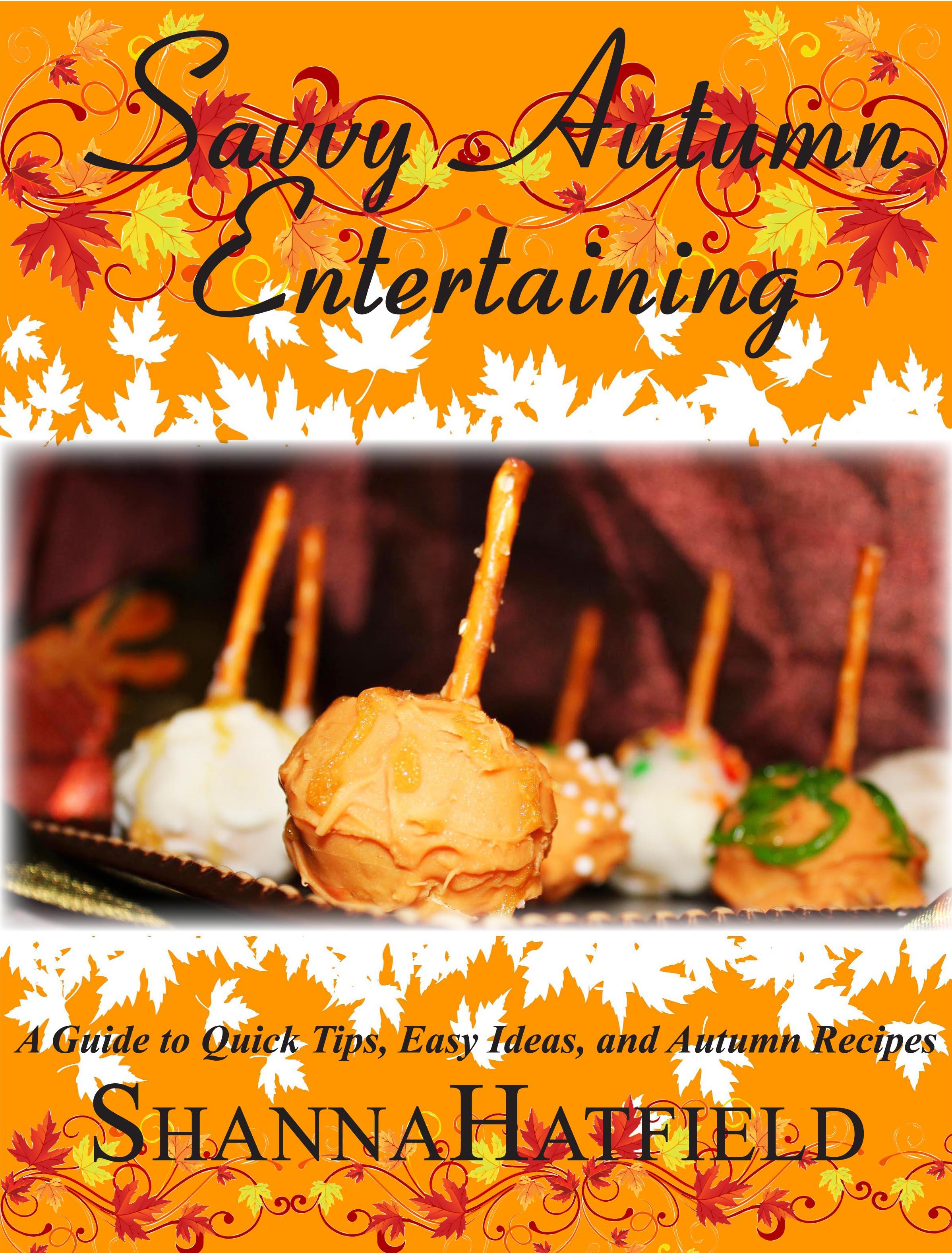 Fall Entertaining Ideas Part - 27: Autumn Cover