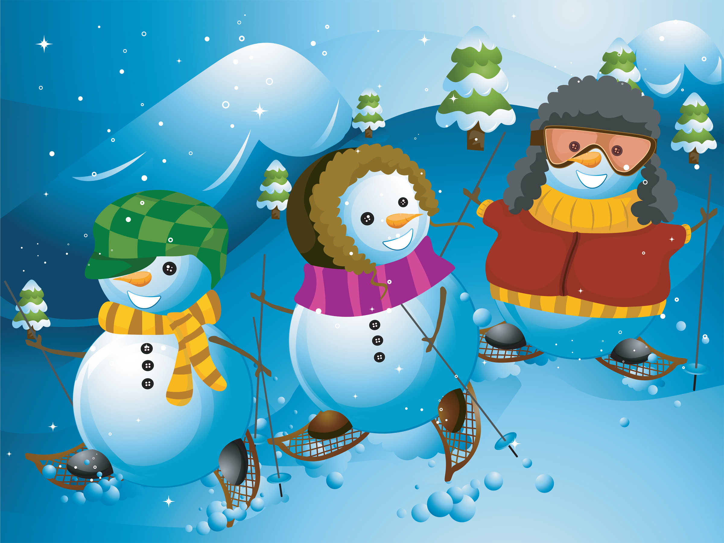 Craft Ideas For Winter Party
