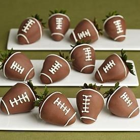 Chocolate Covered Strawberries by Calligraphy by Jennifer