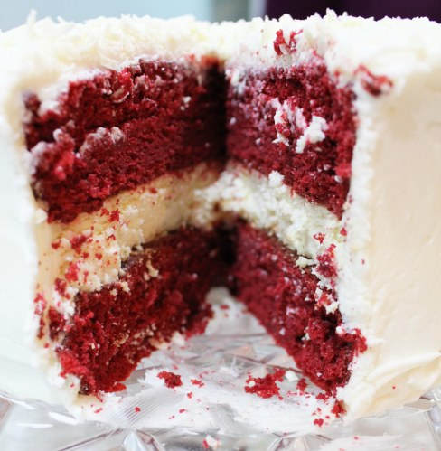 Slice into the cake and prepare to dazzle your sweetheart.