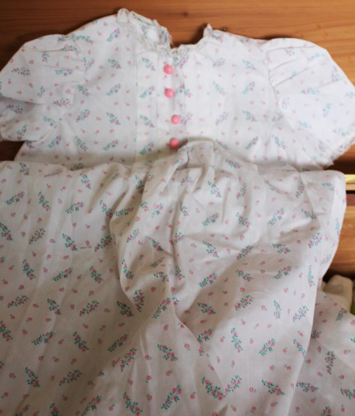 cedar chest toddler dress