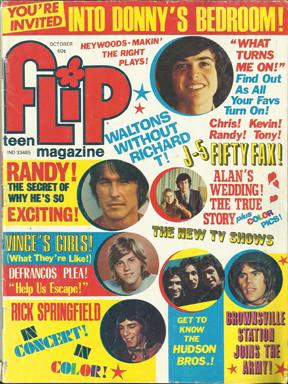 flip magazine 1974 october