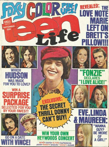 teen life september 1975