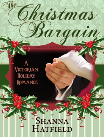 The Christmas Bargain Cover lr