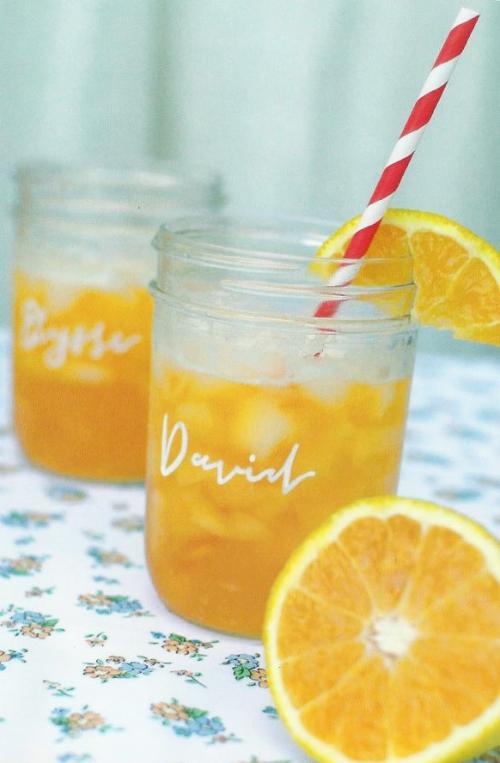 mason jar drink jar