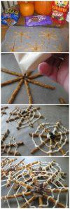 cobweb pretzel