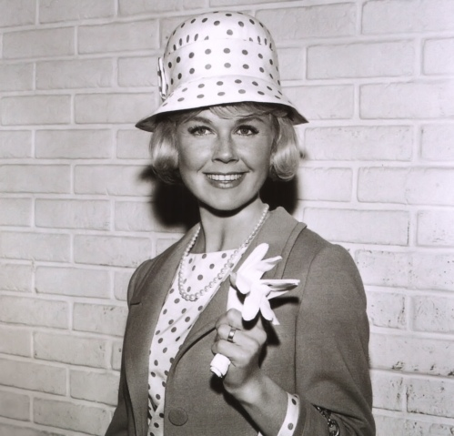 hat doris day