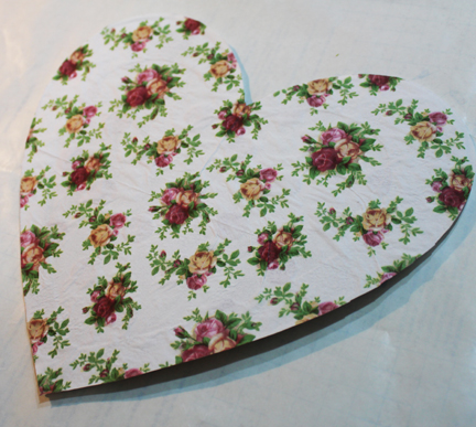 deco heart first layer