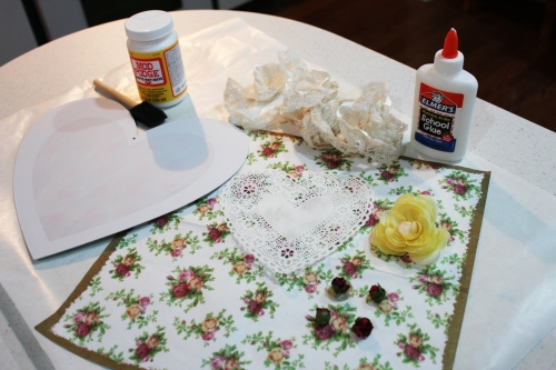 deco heart ingredients