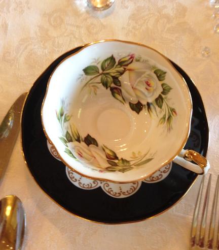 tea party cup
