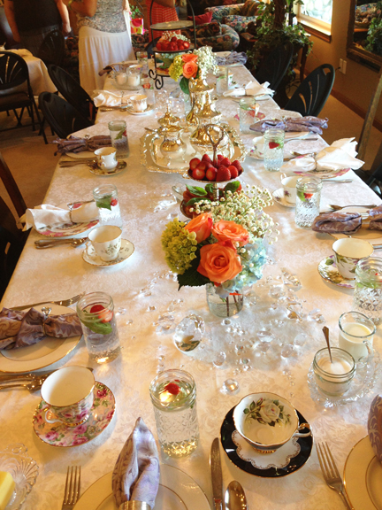 tea party table 2