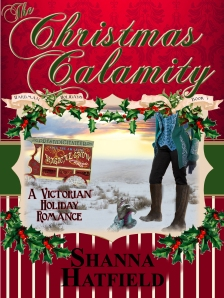 The Christmas Calamity Cover