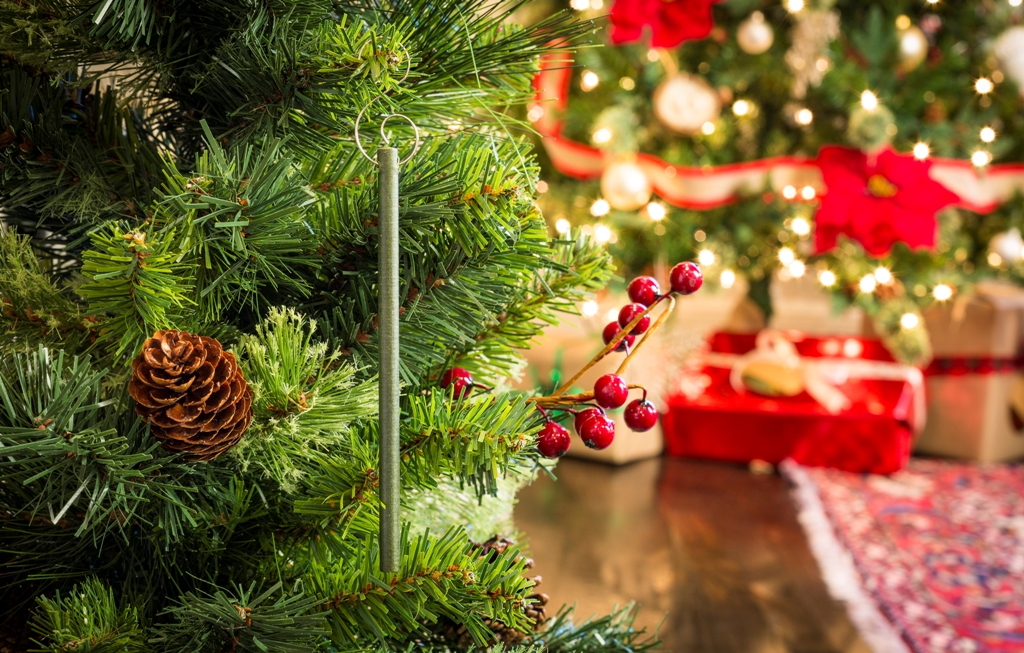 just hang on your tree inhale the wonderful fresh cut tree smell and relax knowing that there arent any pesky needles to clean up - Christmas Tree Smell